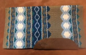 Riverland Medium Weight Saddle Blanket Option#1