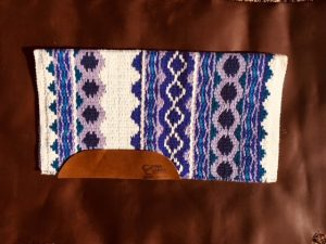 Riverland Medium Weight Saddle Blanket Option#3
