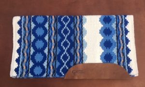 Riverland Medium Weight Saddle Blanket Option#5