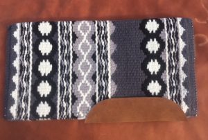Riverland Medium Weight Saddle Blanket Option#6