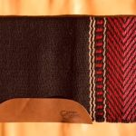 Bar 8 Saddle Blanket Option 1