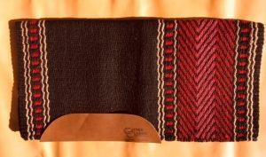 Bar 8 Saddle Blanket Option 1