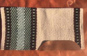Bar 8 Saddle Blanket Option 3