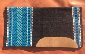 Bar 8 Saddle Blanket Option 4