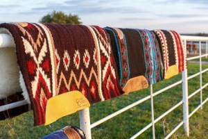 Custom Saddle Blankets
