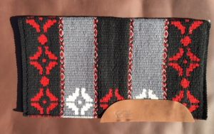 The Hunters Bend Saddle Pad and Blanket Option 7