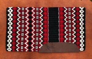 Branding Iron Saddle Blanket- Option 3